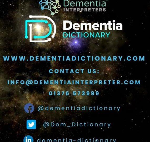 Dementia Dictionary